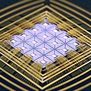 RSS image: Wire bonding on a silicon chip