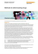 White paper:  Methods for deformulating drugs