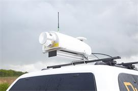 Vehicle-mounted Dynascan 3D mobile mapping system