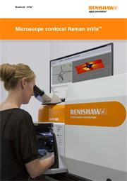 Brochure : Microscope confocal Raman inVia